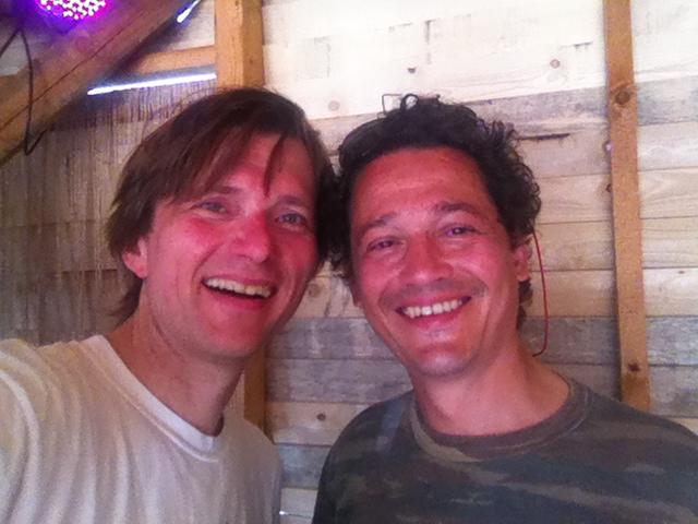Mijk and Tibo