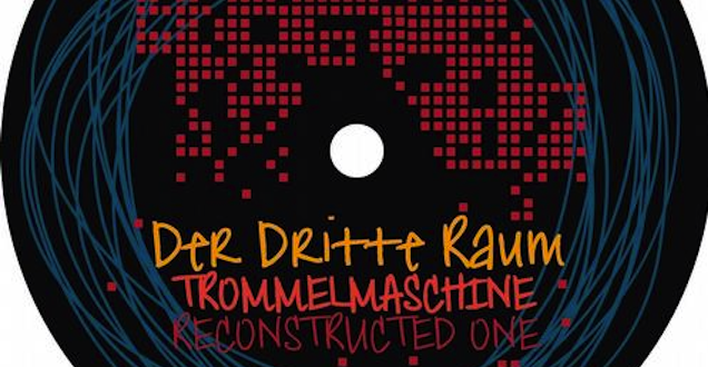 Trommelmaschine Reconstructed 1