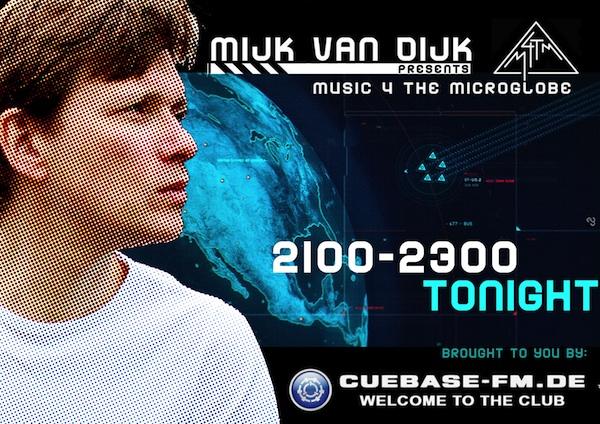 music 4 the microglobe #2, May 2013
