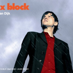 Mijk van Dijk, photo by Meike Rieger, DJ Mix for Block.fm Japan