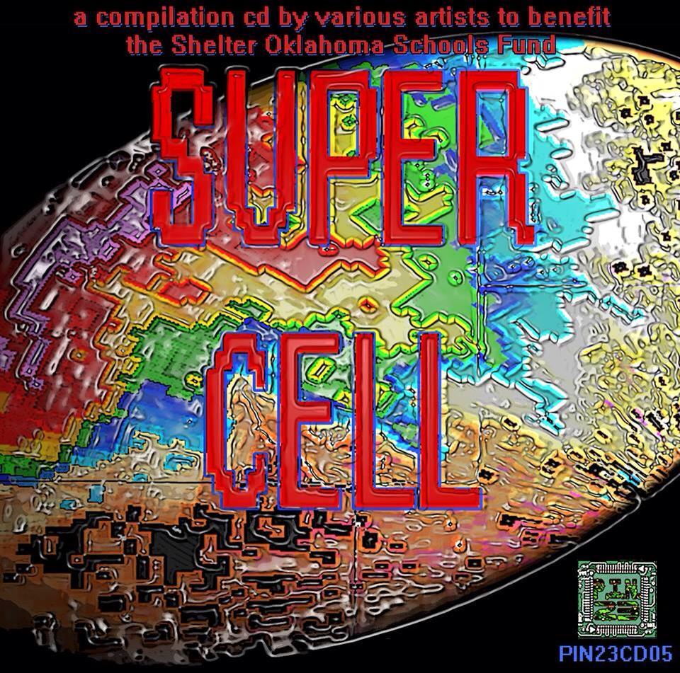 Mijk van Dijk – OK Oklahoma –  Super Cell Charity Compilation – PIN23