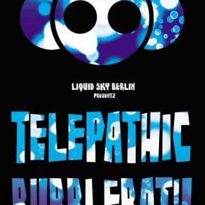 Telepathic Bubblebath Open Air