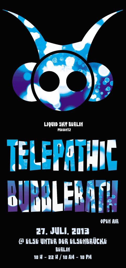 Telepathic Bubblebath Open Air Jam