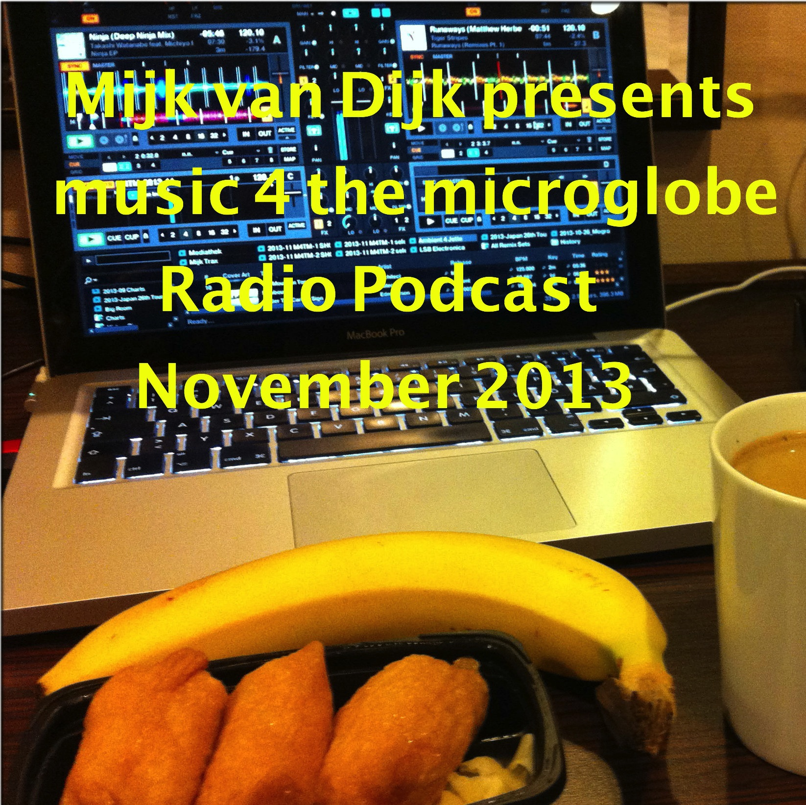 music 4 the microglobe #8, November 2013