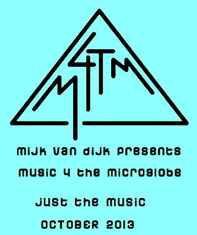 music 4 the microglobe #7, October 2013 (just the music)