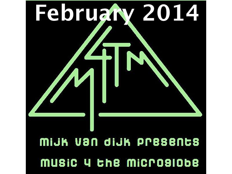 music 4 the microglobe #11 – February 2014