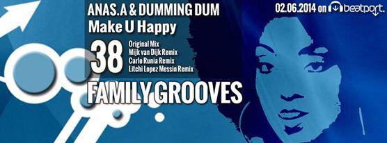 Family Grooves 38 banner