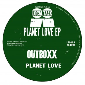 Planet Love EP