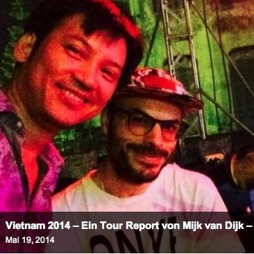 Vietnam Reisebericht on Joinmusic.com