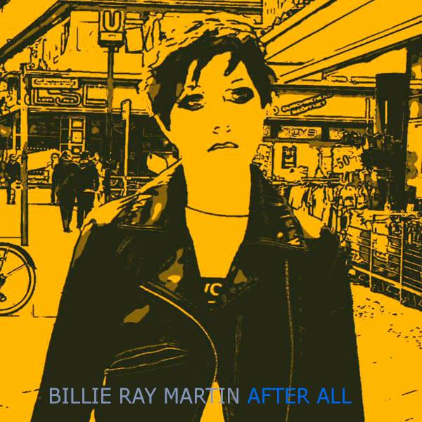 "DJ feedback for Billie Ray Martin's new tune ""After All"""