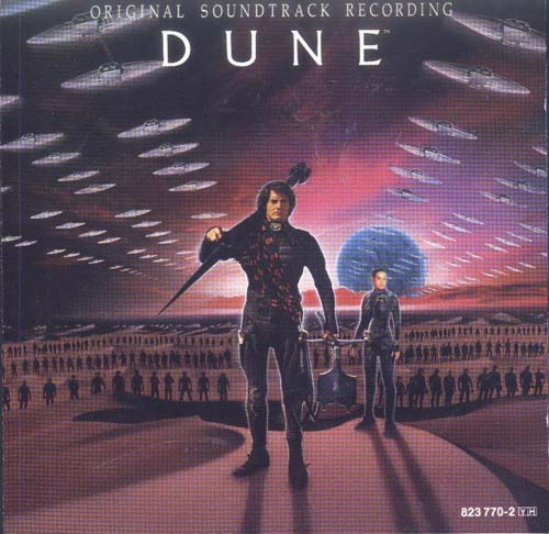 Sunday Music: Brian Eno – Dune OST