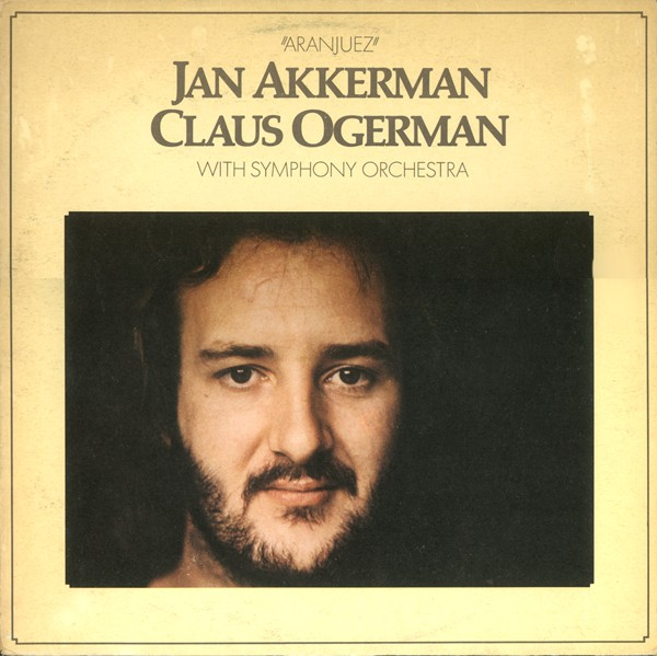 Sunday Music: Jan Akkerman & Claus Ogerman ‎– Aranjuez