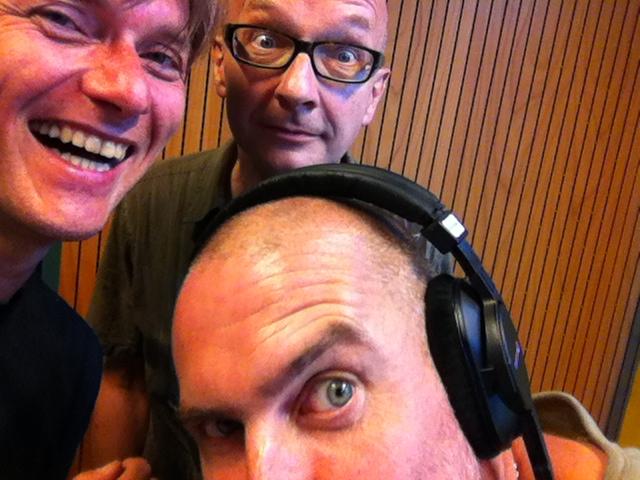 Mijk & Dr. Walker at Elektro Beats on rbb radioeins
