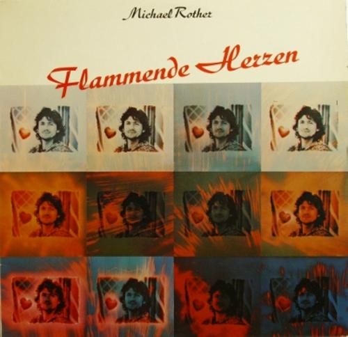 Sunday Music: Flammende Herzen by Michael Rother