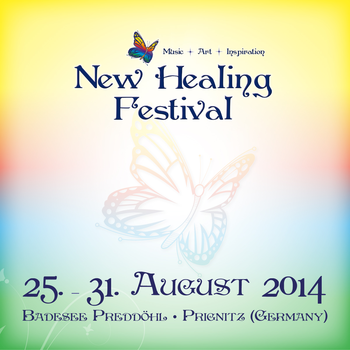 Mijk at New Healing Open Air Festival