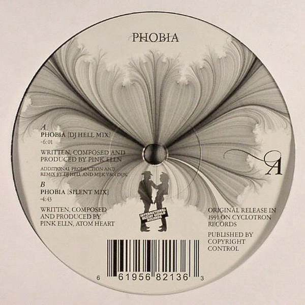 Sunday Music: Phobia
