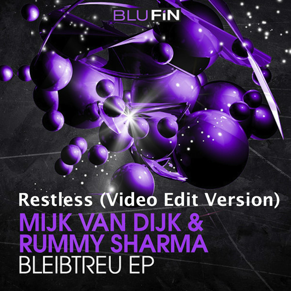 Mijk van Dijk & Rummy Sharma – Restless (Video Edit)