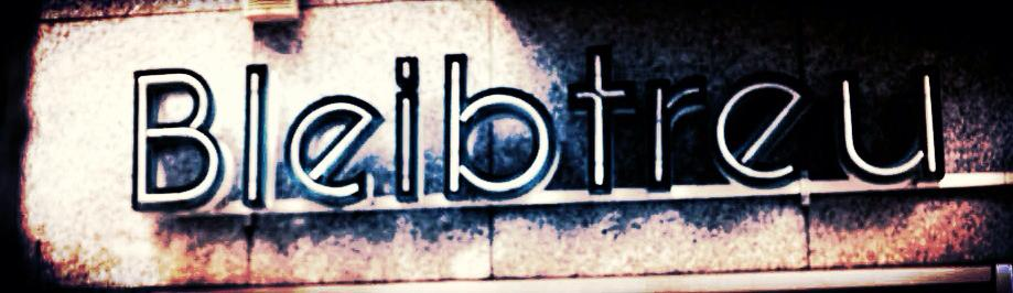 Second appetizer on Bleibtreu EP