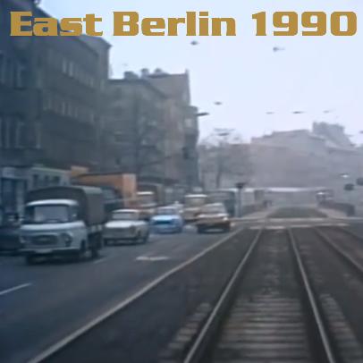 East Berlin 1990