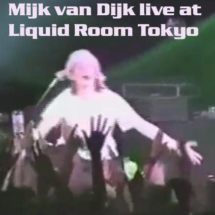 Mijk van Dijk live in Tokyo at Tächno Fest