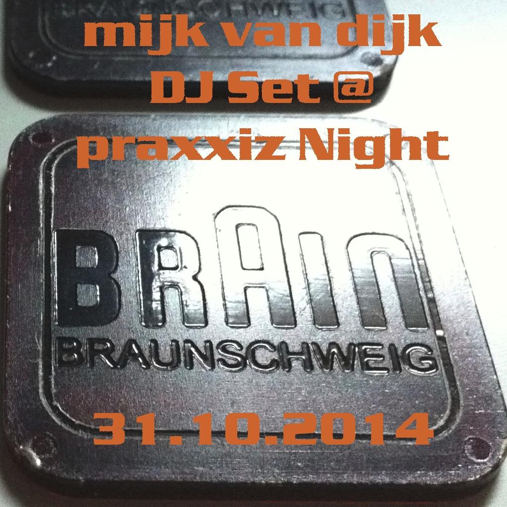 Halloween DJ Set at Brain Club Braunschweig