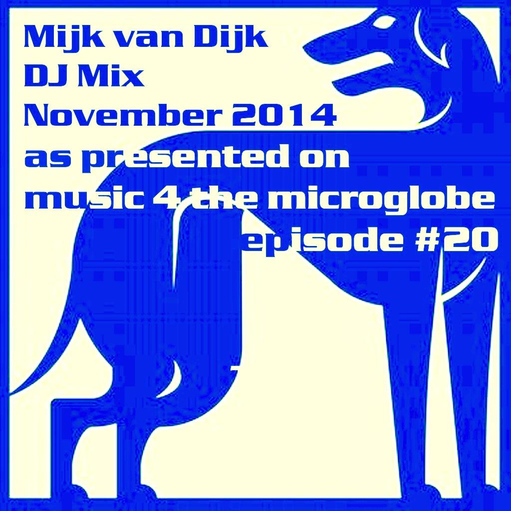 Mijk van Dijk DJ Mix November 2014