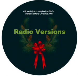Xmas Carols-EP (Radio-Versions)