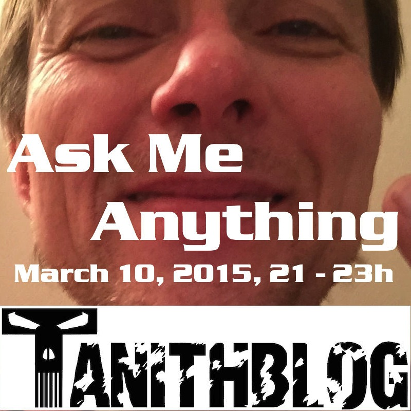 AMA Tuesday at Tanith's website