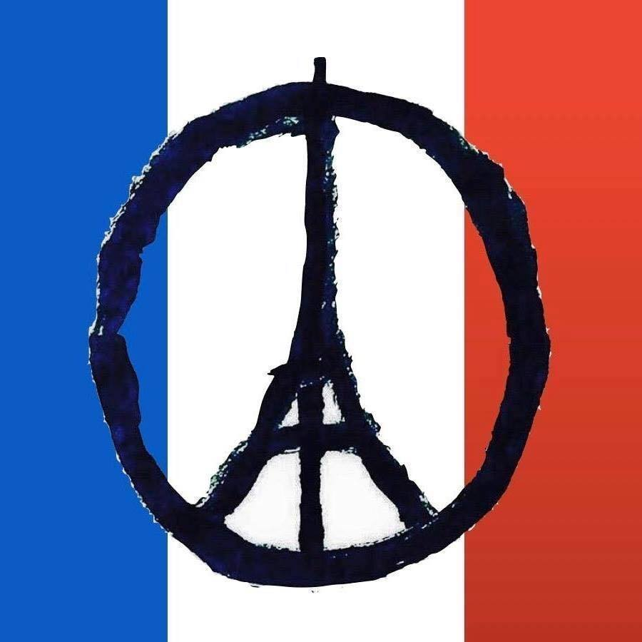 Love to Paris – not Hate!