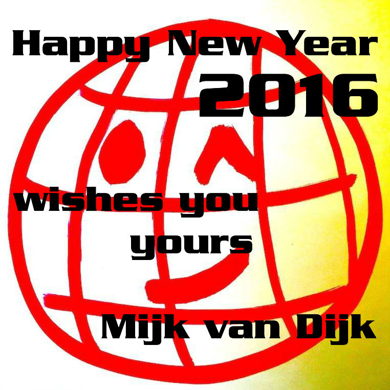 Happy New Year 2016 Everybody