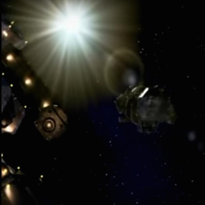 Armored Core 2 Opening Scene