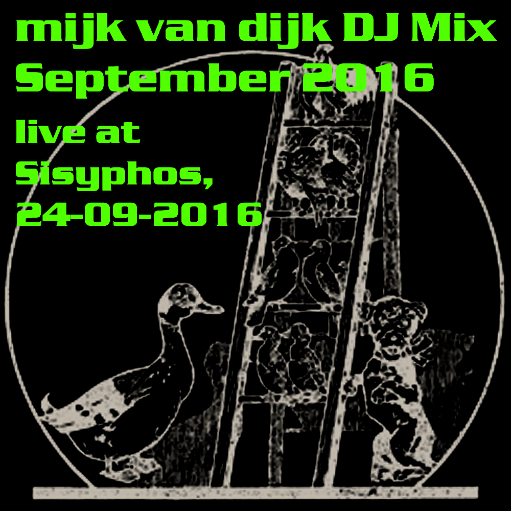 Mijk van Dijk DJ Mix September 2016