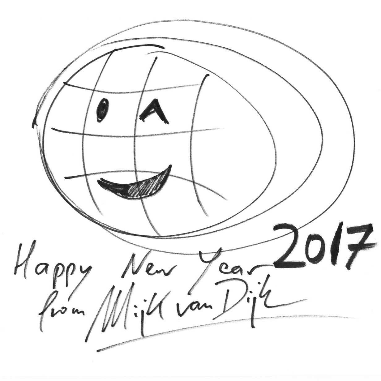 I wish us all a better 2017!
