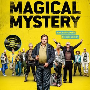 magical mystery film plakat square