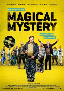magical mystery film plakat