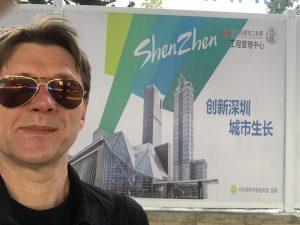 Mijk in Shenzhen