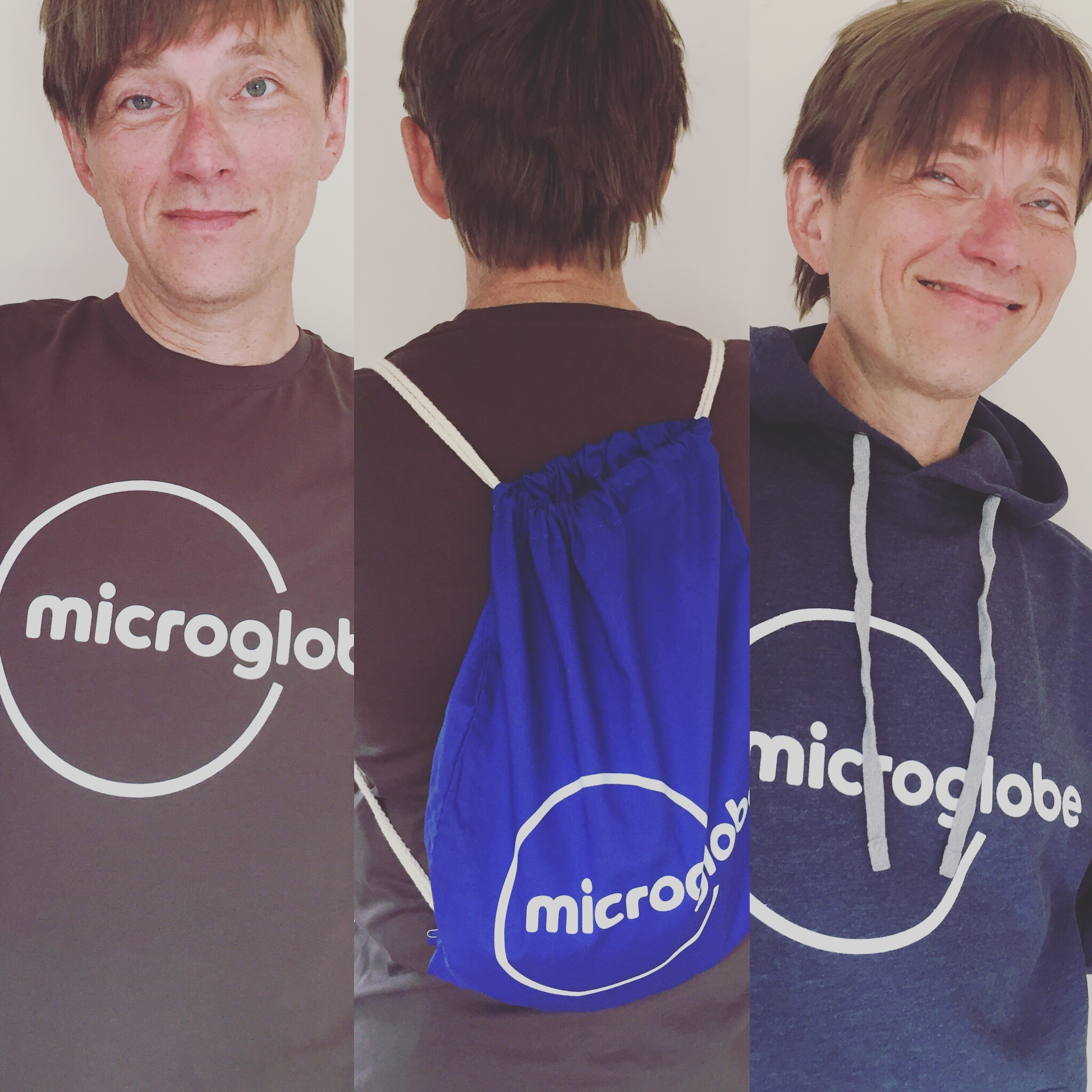 Introducing microglobe merch