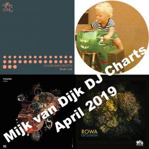 Mijk van Dijk DJ Charts April 2019