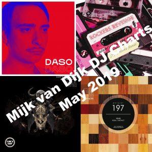Mijk van Dijk DJ Charts May 2019