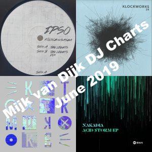 Mijk van Dijk DJ Charts June 2019