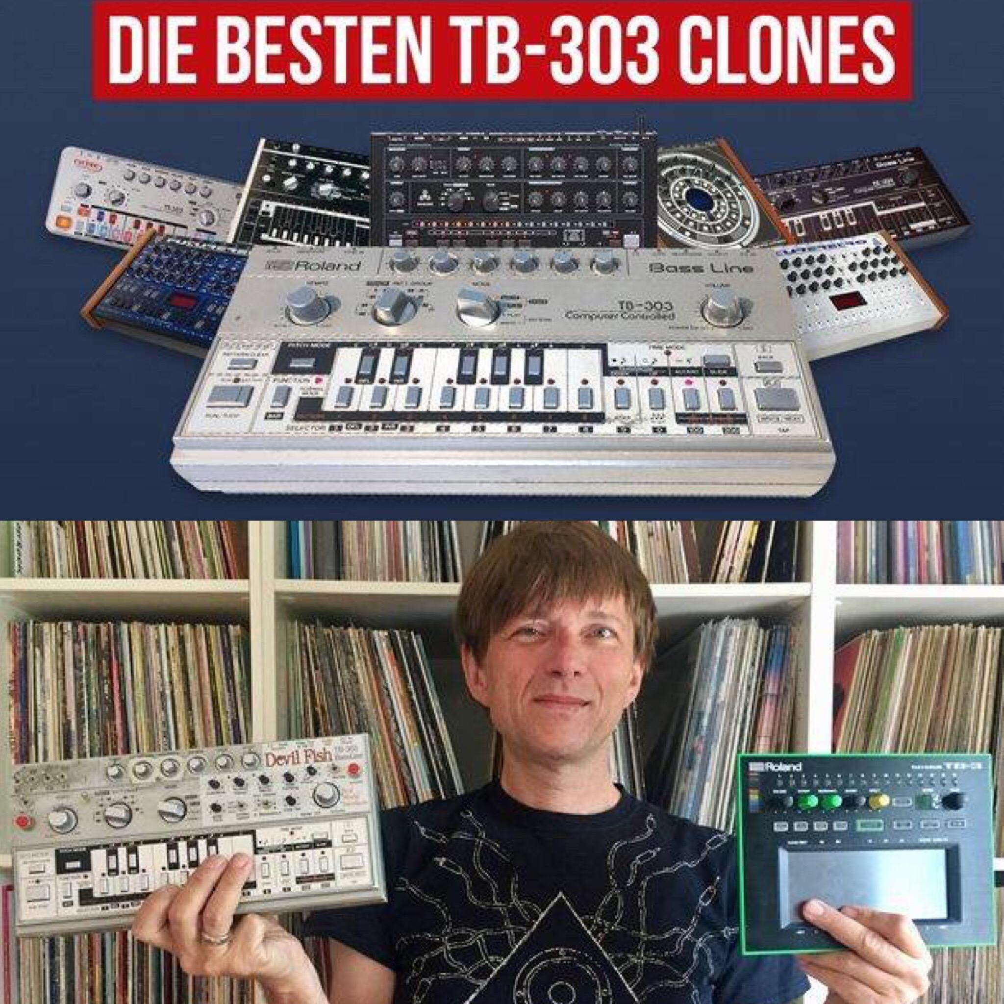 The best 303 Clones