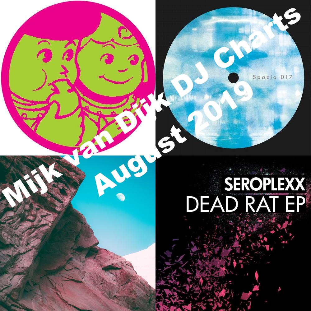 Mijk van Dijk DJ Charts August 2019