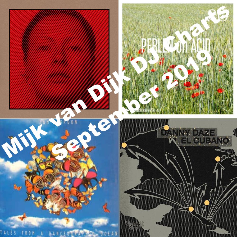 Mijk van Dijk DJ Charts September 2019