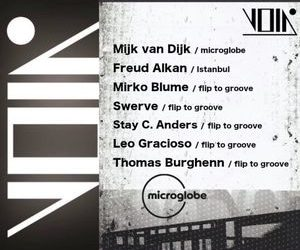 Mijk van Dijk DJ-Set at Void Club Berlin, 2019-08-31