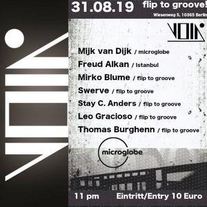 Void Club Mixcloud