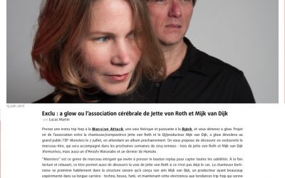 "Audio Premiere of ""monsters"" on tsugi.fr"