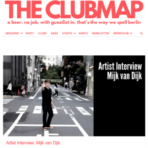 Clubmap-Interview
