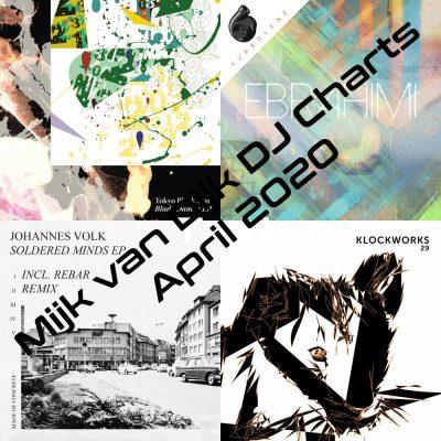 Mijk van Dijk DJ Charts April 2020