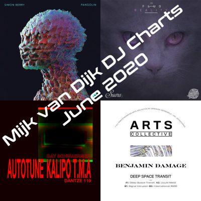 Mijk van Dijk DJ Charts June 2020