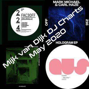 Mijk van Dijk DJ Charts May 2020